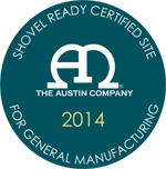 Shovel Ready Certified Site for General Manufacturing